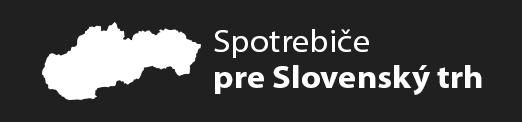 Spotrebiče pre slovenský trh