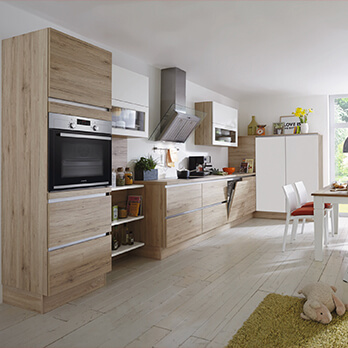 Kuchyne z dreva