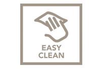 Odolný sklenený povrch, ktorý sa ľahko čistí