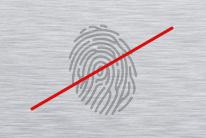 Menej čistenie: antiFingerprint